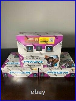 2019-20 Panini Prizm NBA Basketball Retail 3 pack Lot from sealed box