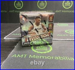 2020/21 20/21 Panini REVOLUTION Basketball HOBBY BOX (8 Packs) FACTORY SEALED