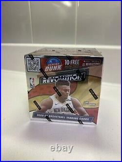 2020-21 Panini Revolution Chinese New Year Sealed Hobby Basketball Box Rare