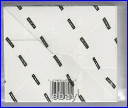 2020 Panini Mosaic Football Factory Sealed Cello Fat Pack Box 12 Fat Packs