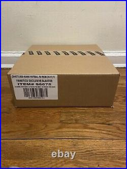 2020 Panini Prizm NFL Football Fanatics Blaster Box Sealed Case Tua Herbert Rc