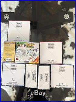 8 SEALED Pokemon Card Booster Box BULK Bundle