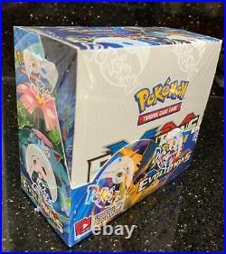 Evolutions Pokemon Cards 2016 English Sealed Booster Box Fresh Genuine