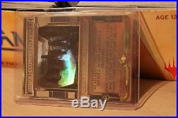 Huge Magic the Gathering Card Collection Lot 5 Sealed Booster Boxes Mythic Rare+