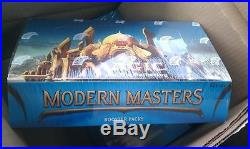 Modern Masters 2013 Booster Box Sealed English Magic the Gathering Cards