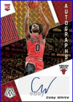 Mosaic Panini 2019 2020 NBA Basketball Cards Sealed Blaster Box ZION Luka Tatum