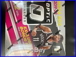 New 2019-20 Panini Optic Mega Box NBA Cards Sealed! ZION Ja Morant Basketball
