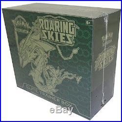Pokémon Trading Card Game XY Roaring Skies Sealed Elite Trainer Box Pokemon TCG