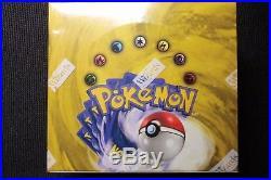 Pokemon Base Set Booster Box English Wotc 1999 Tcg Trading Card Game New Sealed
