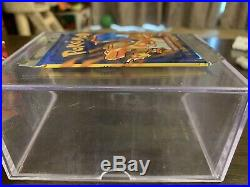 Pokemon Card 1999 1st Edition Base Set Sealed Charizard Booster Pack Box Open