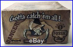 Pokemon Cards 1st Edition Fossil Booster Box Sealed USA VERSION RARE