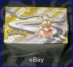 Pokemon Cards 1st Edition Neo Genesis Booster Box SEALED
