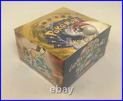 Pokemon Cards BASE SET Booster Box (Sealed) Green Wing Charizard WOTC 1999