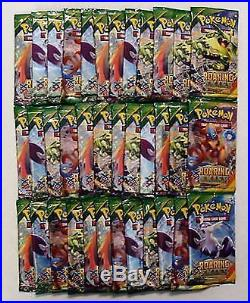 Pokemon Cards Lot XY Roaring Skies 36x Sealed Booster Packs = Box