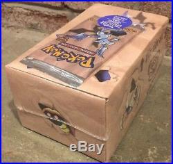 Pokemon Fossil Card box Factory Sealed 1999 Aerodactyl Art Rare Amazing