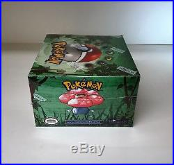 Pokemon Jungle Unlimited TCG Sealed Trading Card Game Booster Box MINT