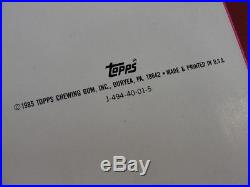RARE TOPPS 1985 GARBAGE PAIL KIDS CARD 1st SERIES 1 BOX 47 SEALED WAX PACKS GPK