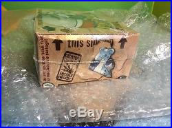 SEALED First Edition Fossil Booster Box Pokemon Cards Wizards of the Coast