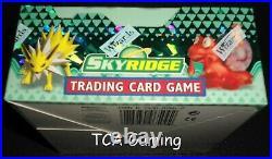 SEALED Skyridge Pokemon Booster Box (36 Packs) WOTC Pokemon Cards