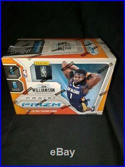 Sealed 2019/20 PANINI PRIZM NBA BASKETBALL 6-PACK BLASTER BOX 24 cards Zion