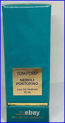 TOM FORD NEROLI PORTOFINO EAU DE PARFUM SPRAY 1.7oz/50ml SEALED BOX NEW