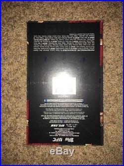 Topps UFC Round 1 Sealed Hobby Box 16 Packs 8 Cards Per Pack