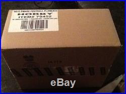 VERY SCARCE 2014 PANINI FLAWLESS FOOTBALL 2 BOX FACTORY SEALED CASE